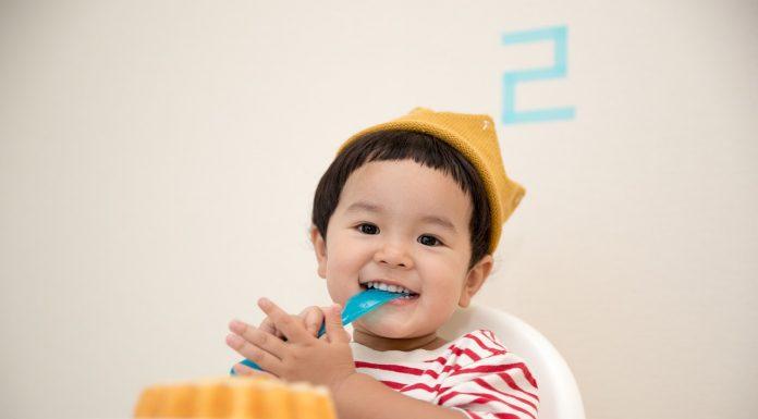 Różnorodność smaków w diecie dziecka