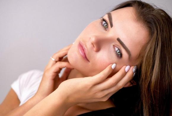 Peeling medyczny skóry twarzy