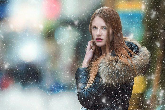 Skóra zimą