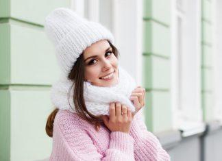 Ściągnięta i przesuszona skóra zimą