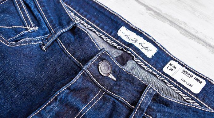 Spódnica z jeansu