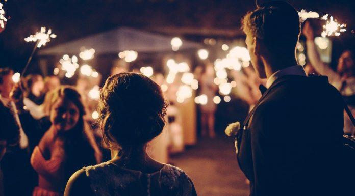 Impreza dla przyjaciółki z okazji ślubu